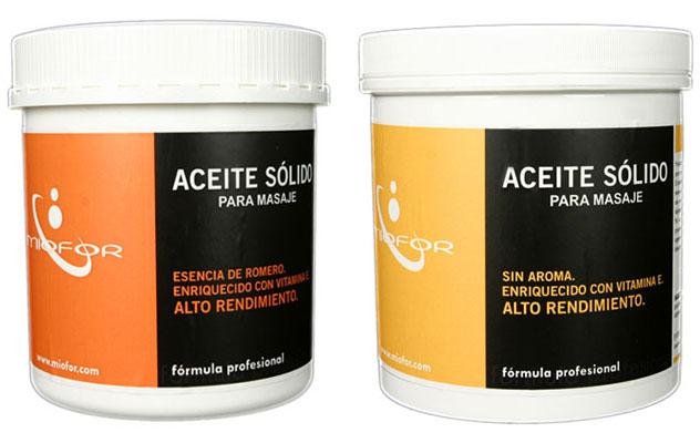 Aceite sólido Miofor 1 KG